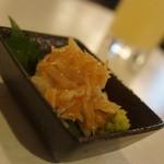 魚の四文屋 -  梅水晶