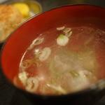 四文屋 -  スープ