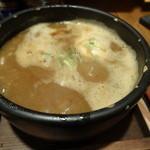 27561592 - こく旨濃厚つけ麺(つけ汁)