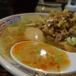 福仙楼 -   福仙楼(並)すじ肉 750円