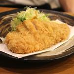 とん太 -  特ロースかつ定食 (2014/05)