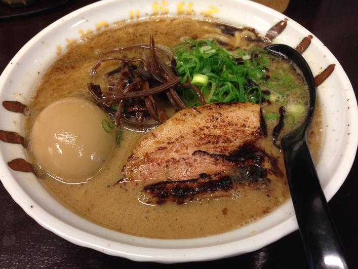 バカヤロー 龍麺房