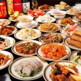 食べ放題メニューオーダー式食べ放題コース70品¥2630