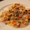 ムゼット - 料理写真: サワラのカルパッチョ