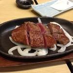まるおか -  ステーキ