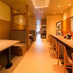 お菜家 -  【ボックス席&カウンター席】