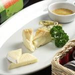 Potee -  厳選・本日のチーズ3種盛り
