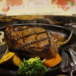 炭焼きレストランさわやか -  低温熟成牛ステーキ