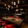 六本木焼肉 Kintan - 内観写真:最大9名様の個室。焼肉レストランとして、極上のサービスと雰囲気をお約束します