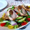 プラドジュール イクタ - 料理写真:ランチのコース(サラダ)