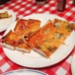 27572003 -  昔から 四角いピザ