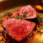 ブラッスリー アルティザン - 料理写真: 牛赤身のロースト