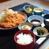 酒膳 榮こう - 料理写真: とんかつ膳