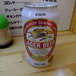 からあげ屋 -  ビール