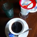 カフェ アトリエ おくむら -  食後にコーヒー