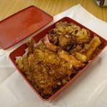 みかわ 是山居 -  お土産天丼(要早め注文)