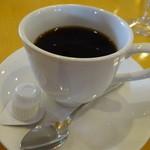 アゼリア -  食後のコーヒー