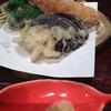 三太夫 - 料理写真:コースの天ぷら(カレー塩)