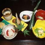 ATAMI 海峯楼 -  前菜
