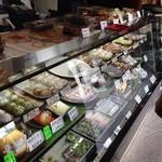 櫻園 - 和菓子の数は多数です。和洋混合のアイデア菓子が沢山!