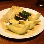 27579895 - Order Made Salad キャベツ、ズッキーニ、アボカド