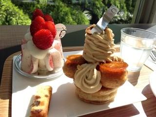 PATISSERIE OFUKU -  日本人が食べやすい洋菓子。