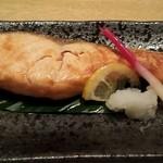 鮨処 竜敏 -  ます 焼き