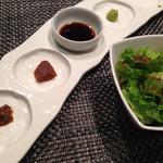 新和食 はな - お肉のソース