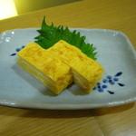 なか屋 -  厚焼きたまご ¥430(税込464)