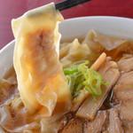 陳家私菜 -  ワンタン麺