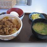 2759017 - 牛丼並たまごセット 399円(2009.12.2)