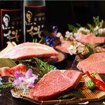 薩摩焼肉 黒桜 - 料理写真: 最高の味と最高のおもてなし