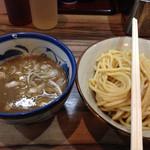 ばんどう - つけ麺並@700円