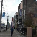 27593879 -  滝川のメイン通り(?)