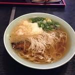 信濃庵  -  にしん蕎麦