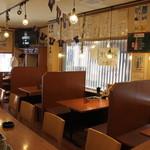 近江屋 別館 -  1階テーブル