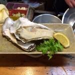 竹葉 - 料理写真:生牡蠣