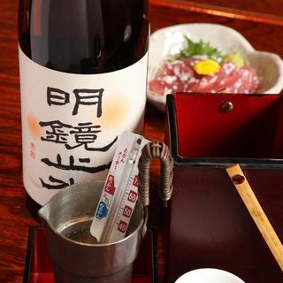日本酒と料理のマリアージュ