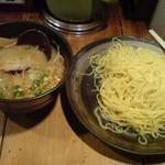 味楽 - 柚子塩つけ麺
