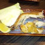 和粋&焼酎 miso bank - 鶏味噌焼き