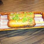 和粋&焼酎 miso bank - 味噌きりたんぽ