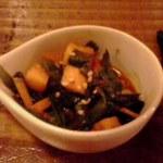 関西の味 串カツ マハカラ -  お通し