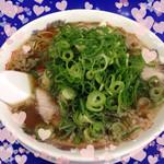 来来亭 - チャーシュー麺♡ネギ増量♡