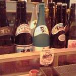 関西の味 串カツ マハカラ -  日本酒や焼酎たち