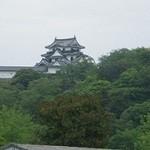 アップルジャム - お城の回りをぐるりと一周、彦根城の目の前