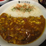 CoCo壱番屋 - 2014/5  印度カレービーンズとたっぷりあさり