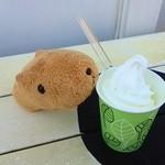 27604730 -  ソフトクリームは300円!