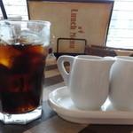 ミラネーゼ 池袋店  -  アイスコーヒー(ランチセット)