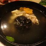 和キッチンしん介 -  お椀 素晴らしかった 和の風とはこれだ