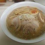 27608359 - ラーメン&煮玉子 ¥800